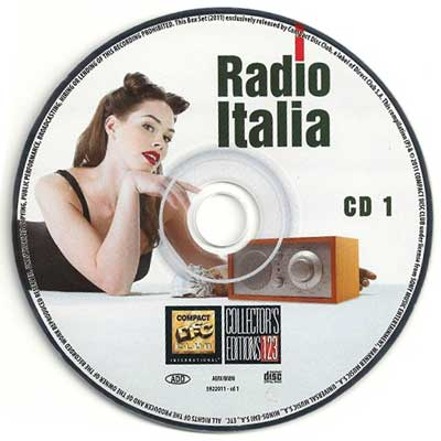 Compact Disc Club - Radio Italia